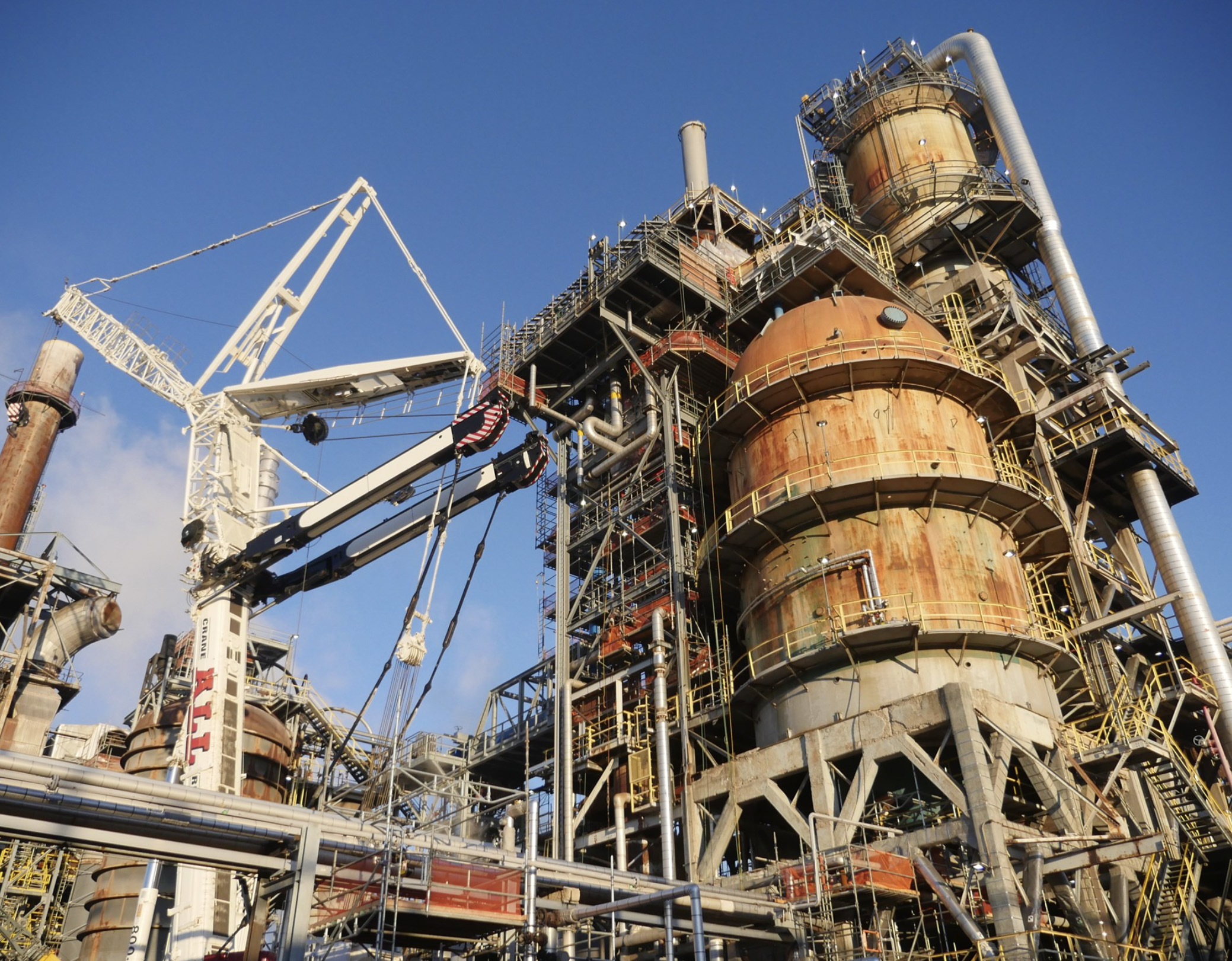 Lima Refinery goes non-union for fall turnaround